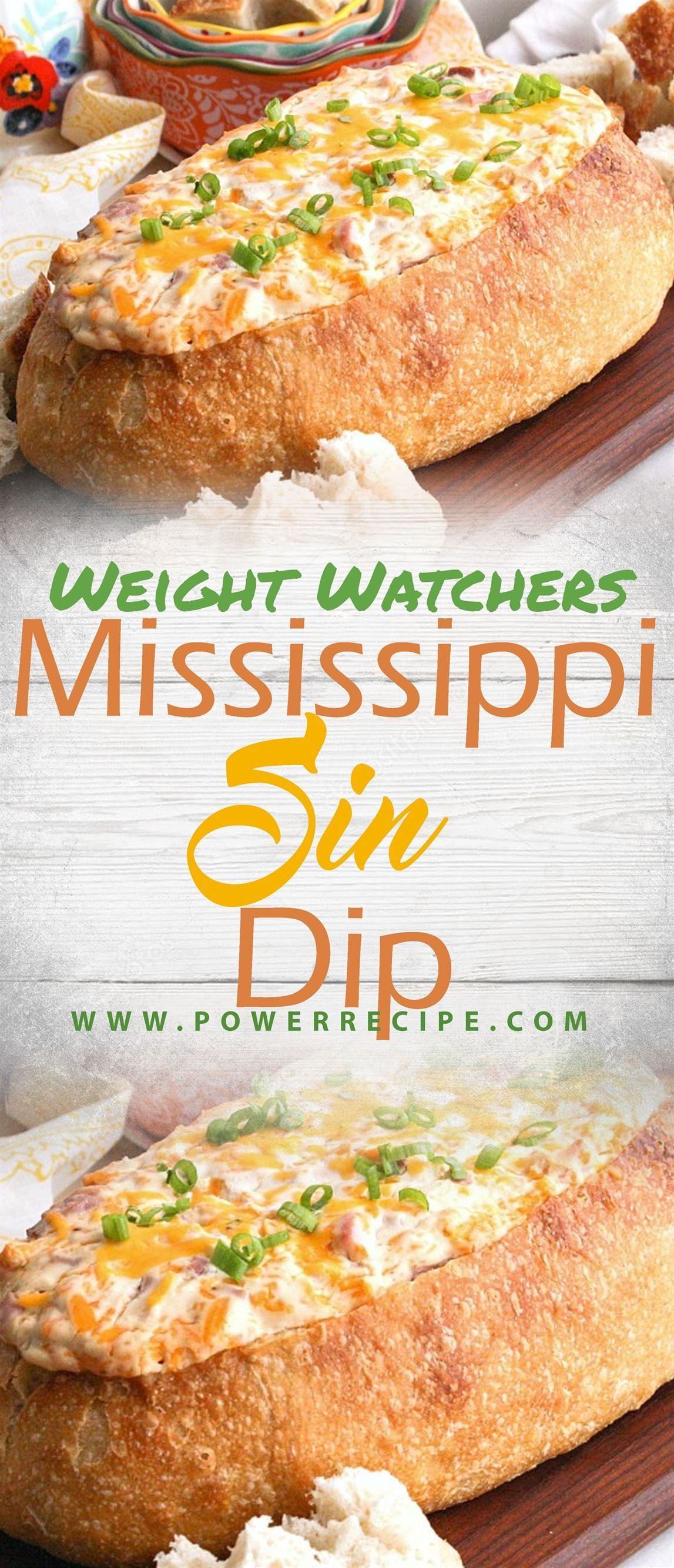 Mississippi Sin Dip - All about Your Power Recipes