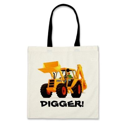 Budget Tote Tote Bag by Paul Stickland for TruckStore on Zazzle