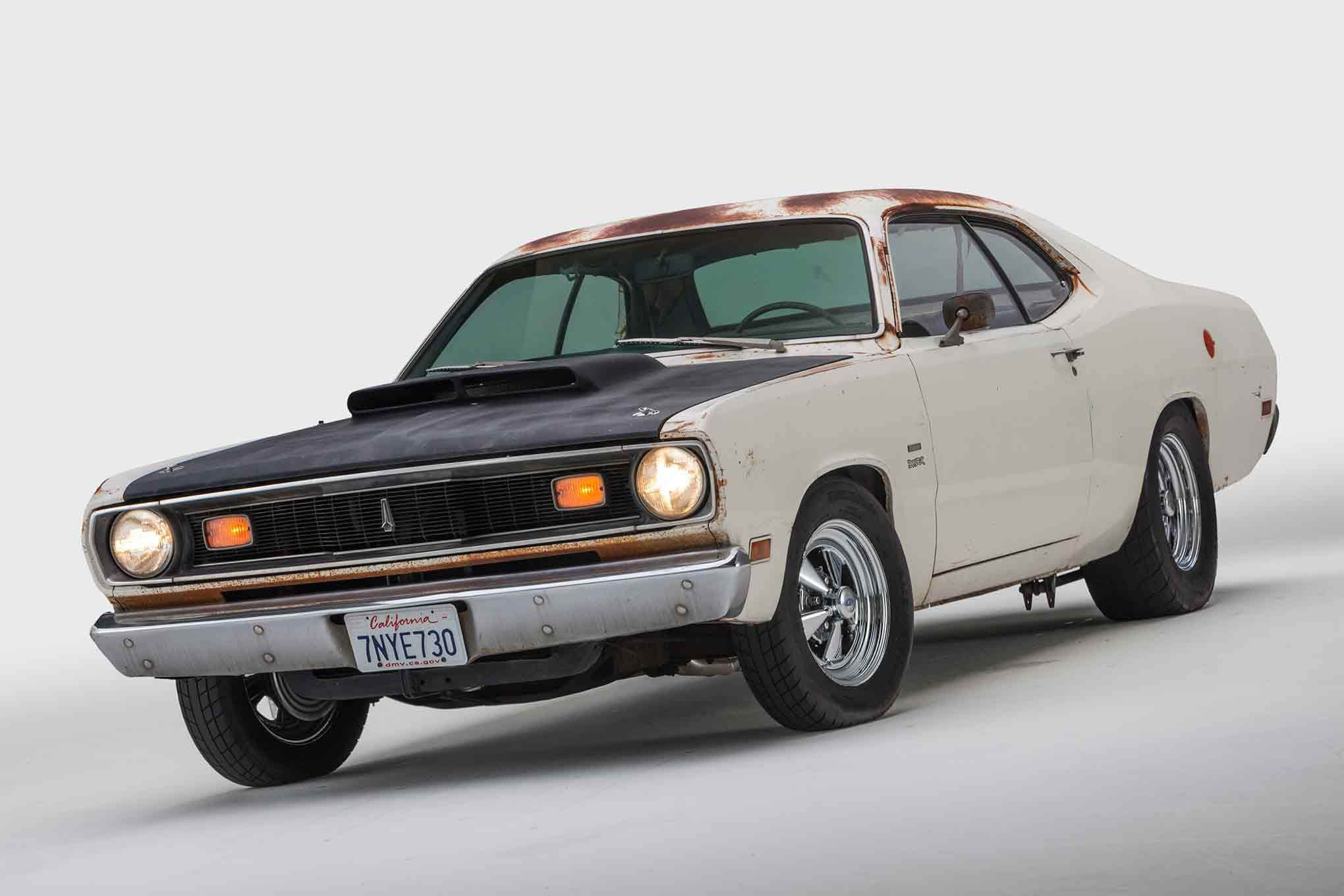 RoadKill 1970 Plymouth Duster