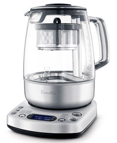 Sale Breville Btm800xl Tea Maker One Touch Electric Electric Tea Kettle Coffee And Tea Makers Tea Maker