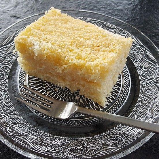Buttermilchkuchen mit Kokos von Vivian123 | Chefkoch