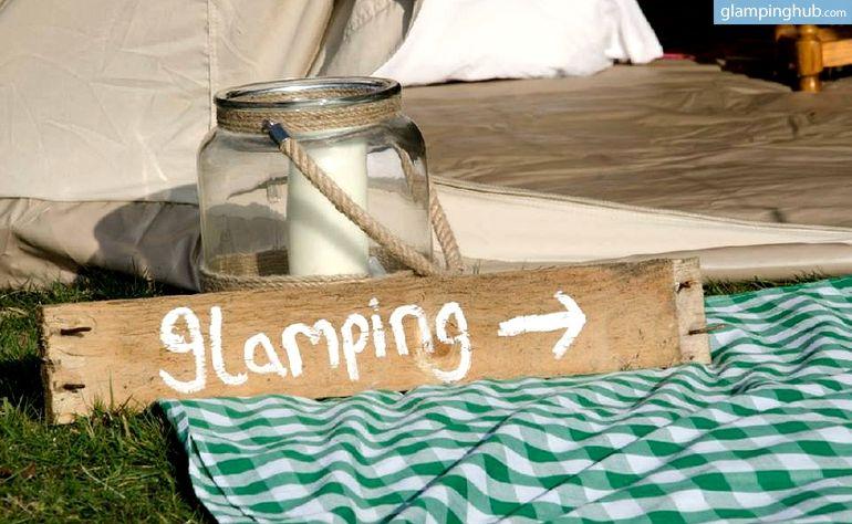 www.vakantieplaats.nl - Glamping