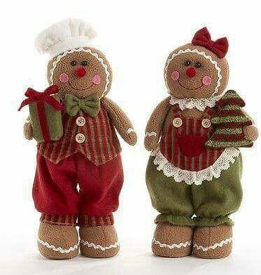 Galletas de gengibre mu ecas pinterest galleta for Amazon decoracion navidad