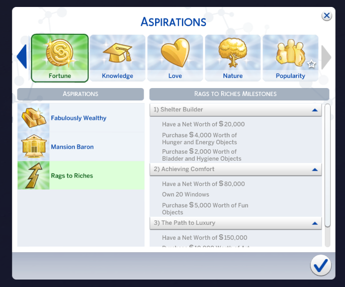 sims 4 cc aspirations | The Sims 4 Experiences Mod Pack Now