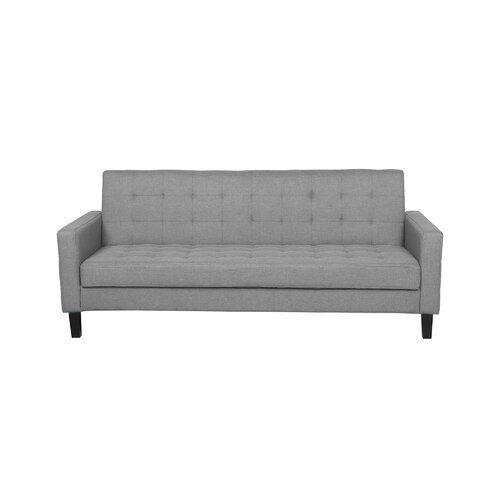 Mercury Row Terrill 3 Seater Clic Clac Sofa Bed Sofa Upholstery Sofa Bed Sofa