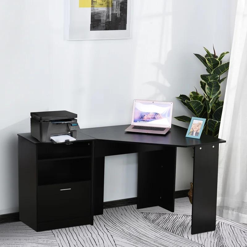 Atzin Corner Desk Corner Desk Desk Corner Computer Desk