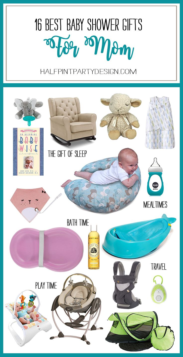 16 Best Baby Shower Ideas for Mom | Halfpint Design - It's so hard to know  what you REALLY need and what's just really cute. All of these items were  voted ...