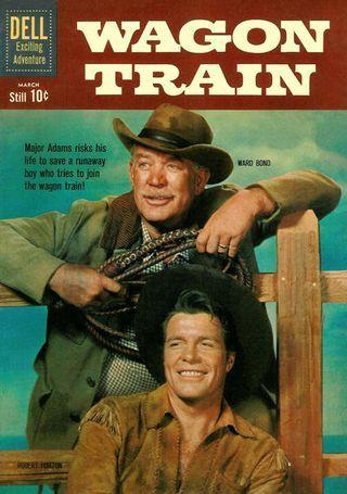 wagon train wagon train is an american western series that ran on nbc from 1957