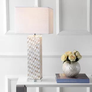 Crystal Table Lamps You Ll Love In 2020 Wayfair In 2020 Led Table Lamp Table Lamp Beautiful Table Lamp