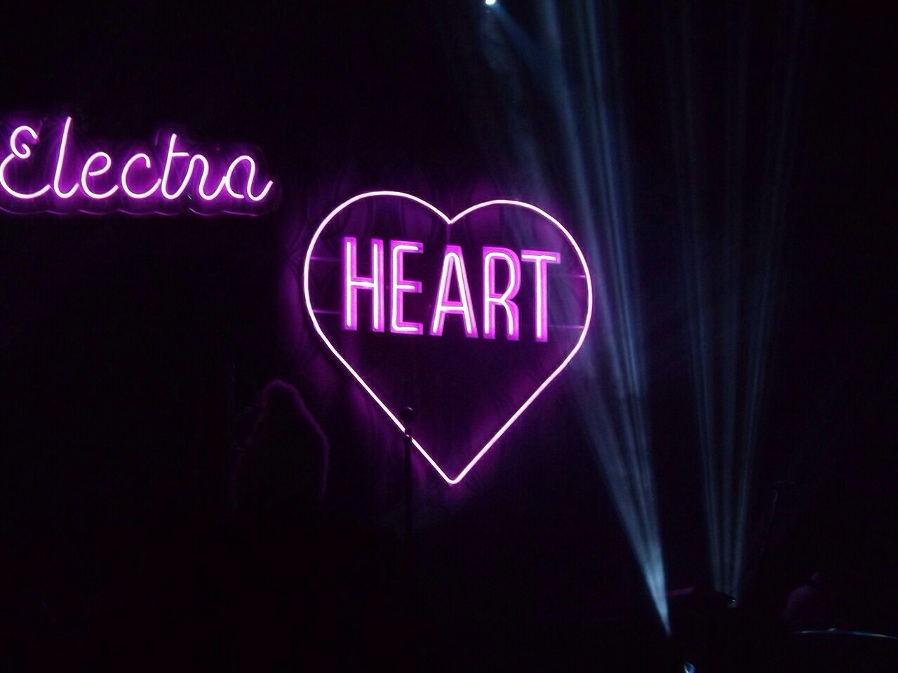 neon lights - electra heart