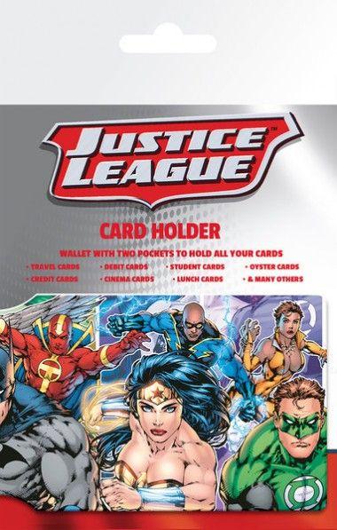Dc Comics Liga Sprawiedliwości Grupa Okładki Na Dokumenty