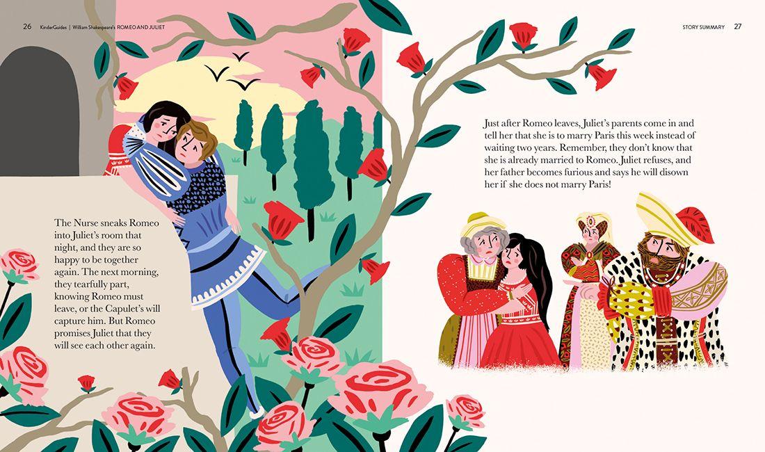 Romeo And Juliet Shakespeare Marijke Buurlage Shakespeare