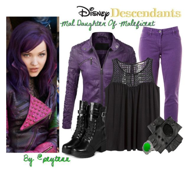 """Disney Descendants Mal's"
