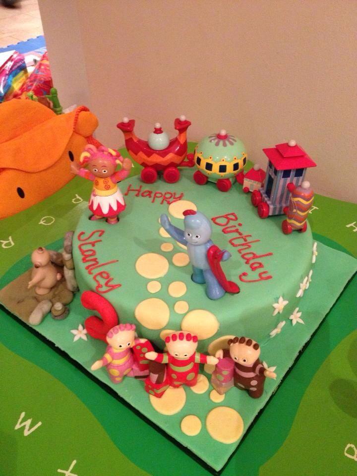 Bardfield cake company in the night garden cake | Night garden party ...