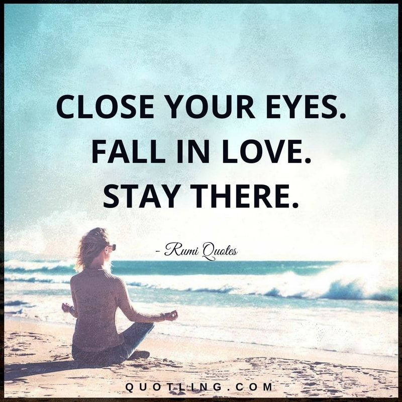 Falling In Love Is Easy But Staying In Love Quotes: Close Your Eyes. Fall In Love. Stay There