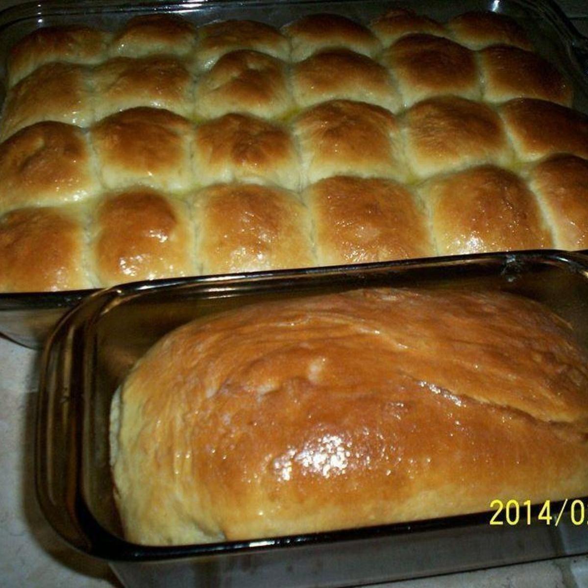 Homemade king hawaiian rolls or loaf recipe homemade