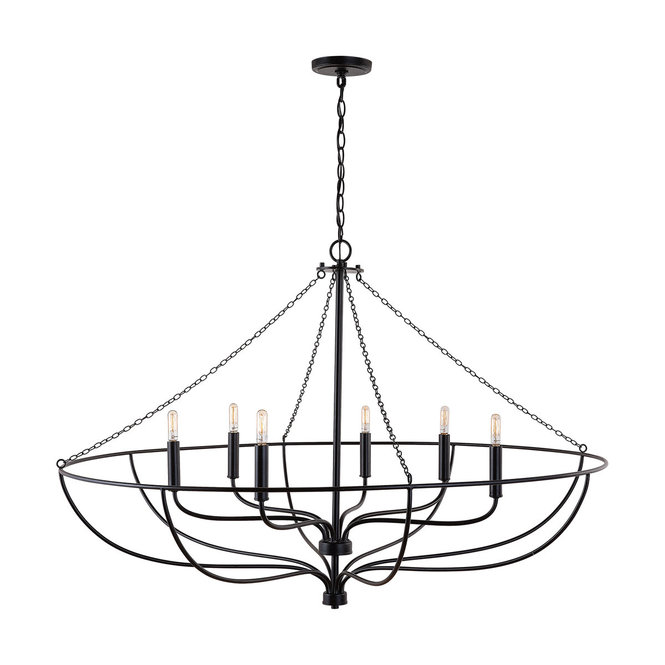 Minimal Praxis Chandelier In 2020 Capital Lighting Fixture Chandelier Lighting Chandelier