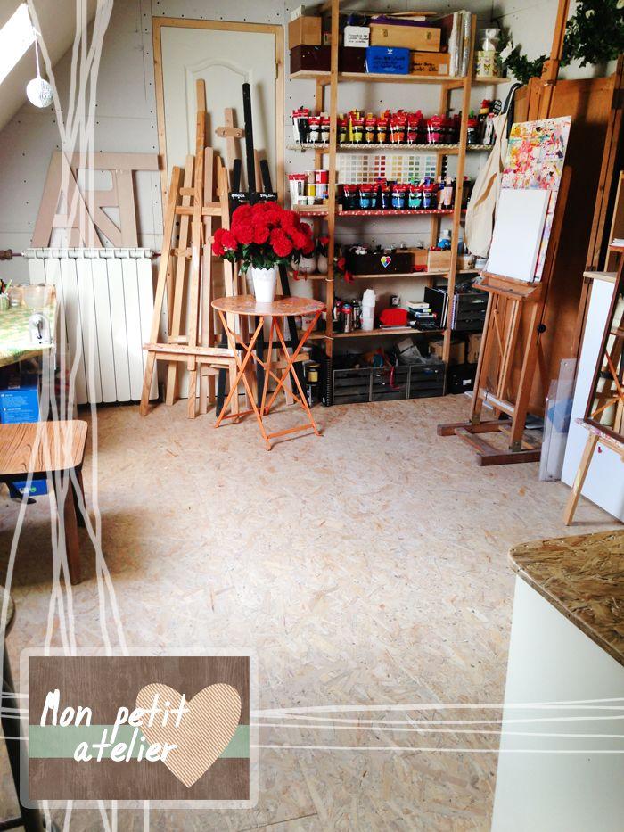 Atelier artiste peintre art studio - Atelier artiste peintre ...