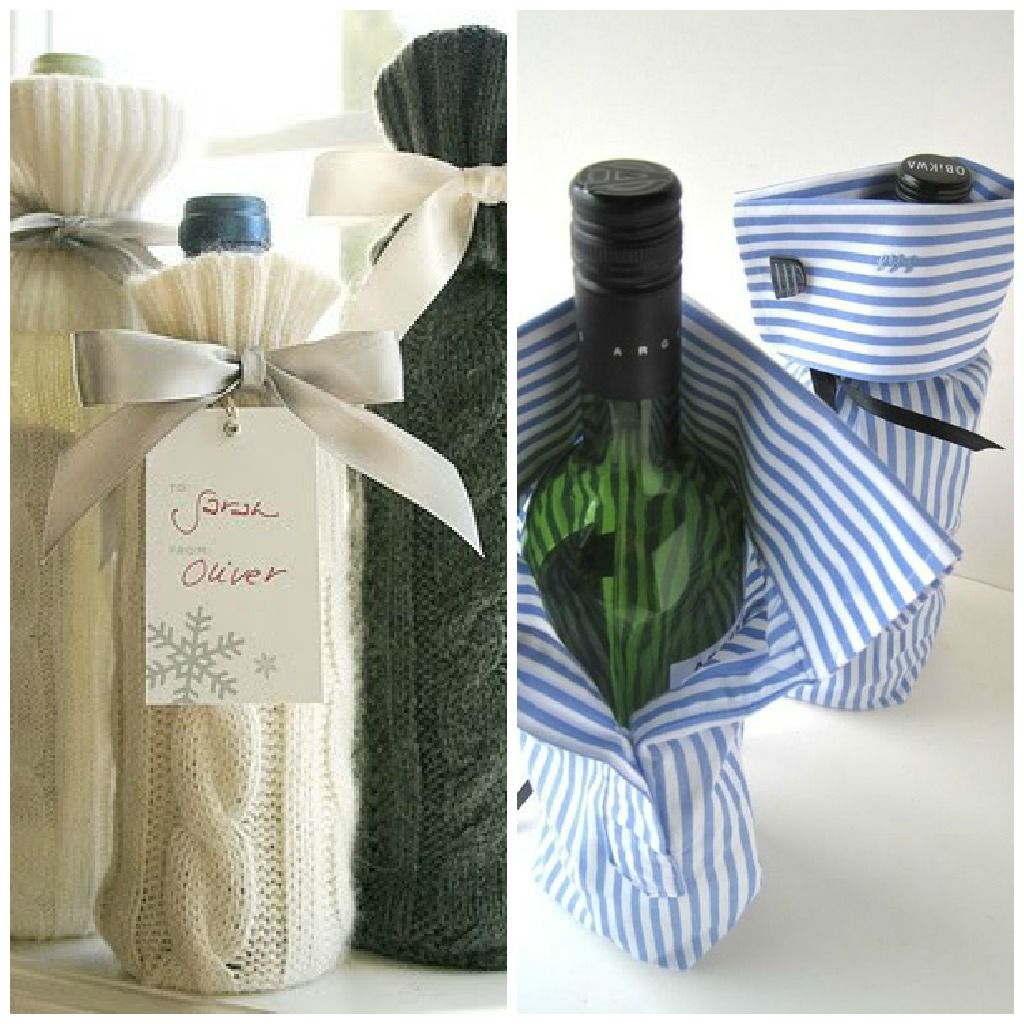 More Baby Shower Gift Wrap Ideas - No Real Gift Wrap Needed!
