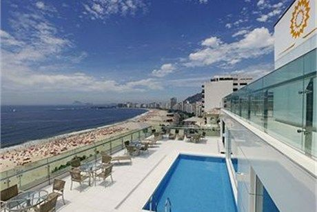 Arena Copacabana Hotel In Brazil Honeymoon Resort Photo Looking
