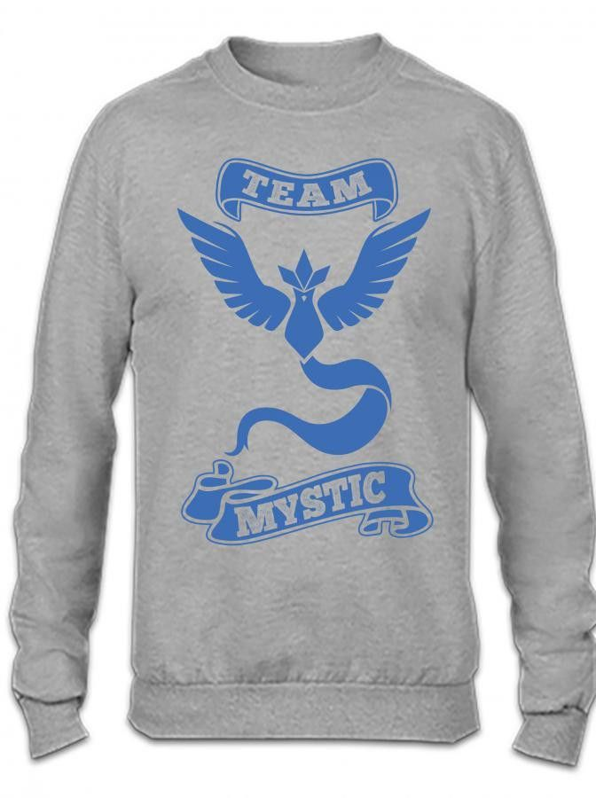 Team Mystic Crewneck Sweatshirt