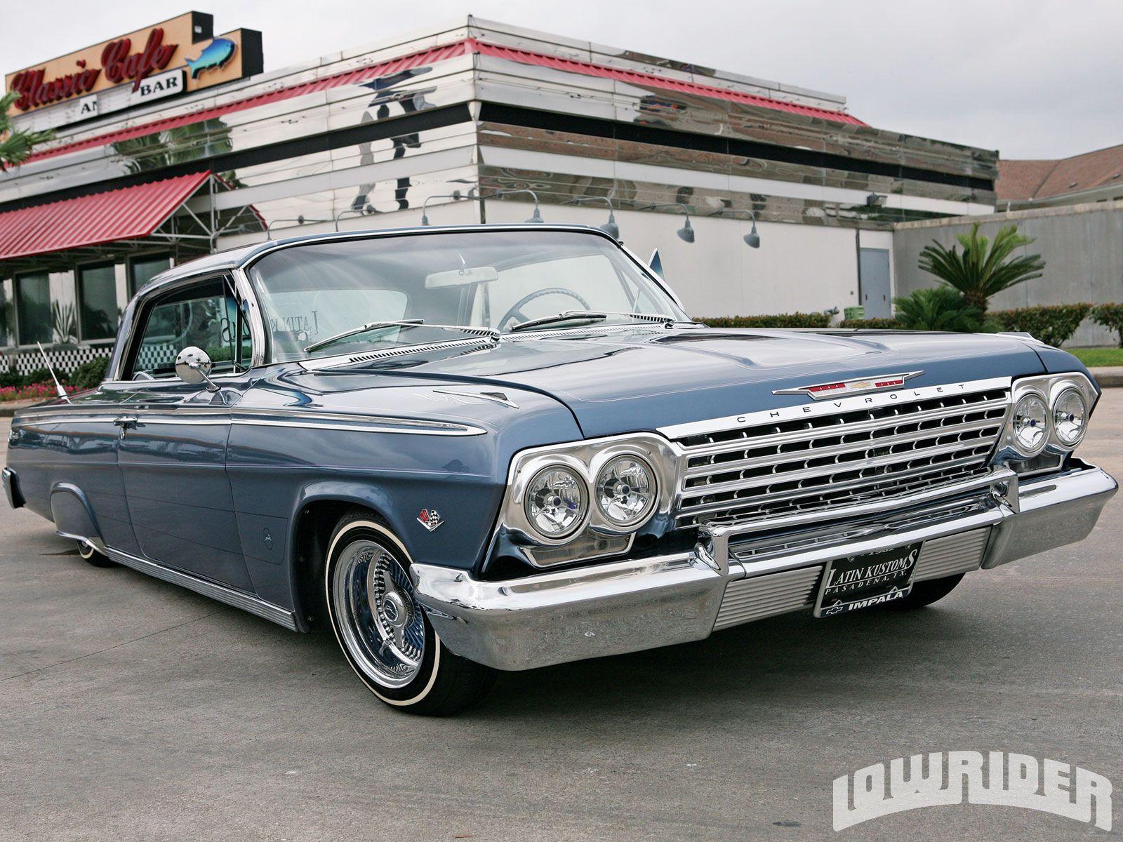 The Best 78 Impala Lowrider
