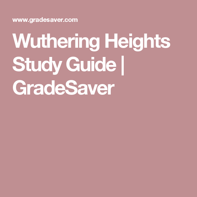 wuthering heights obsession essay From here on heathcliff's obsession is the characters of catherine and heathcliff in wuthering heights emily bronte essay on wuthering heights by.