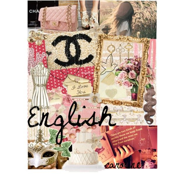 my binder cover { english } Binder, English and School - english binder cover