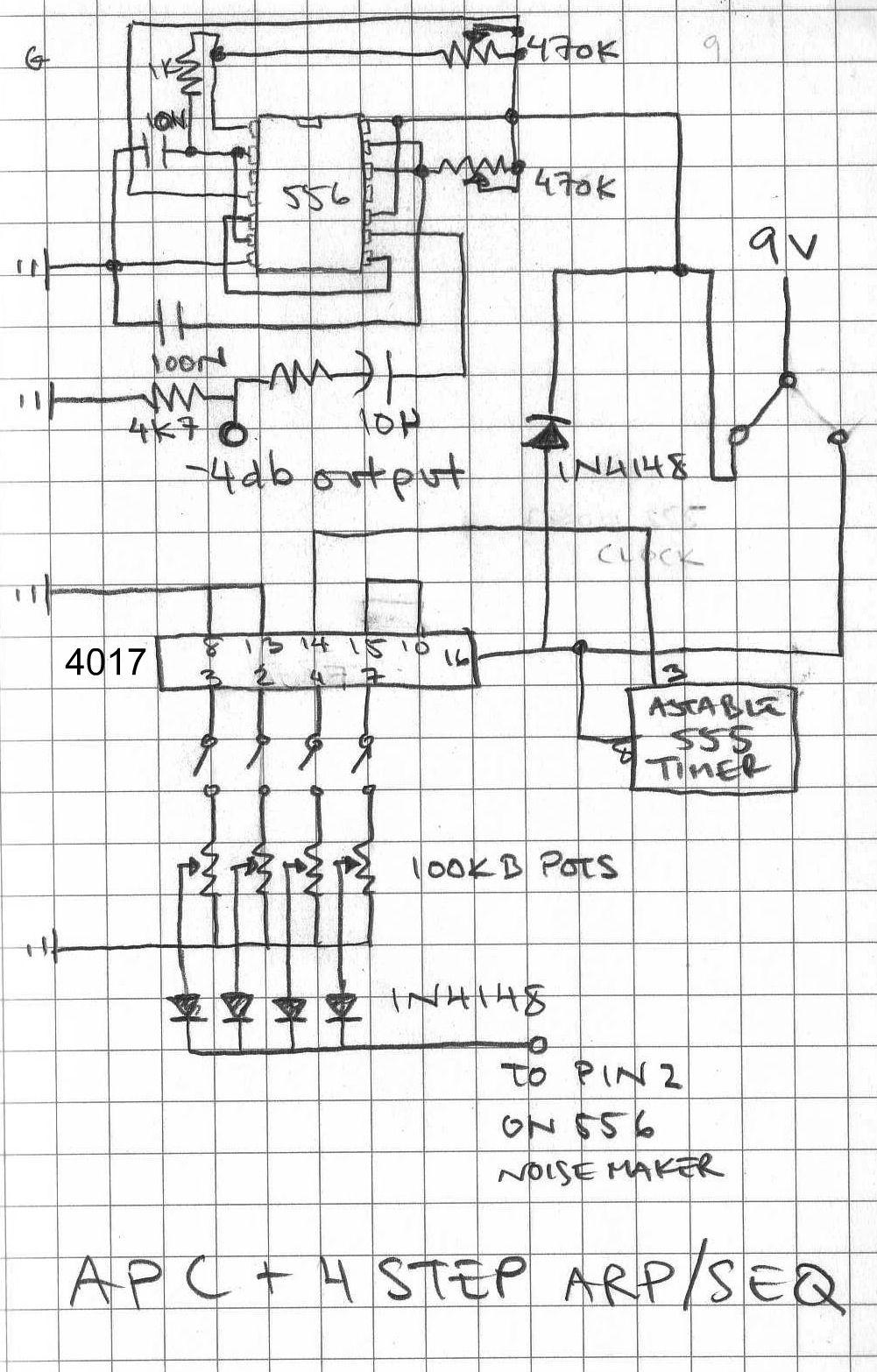 apc 4 step sequencer