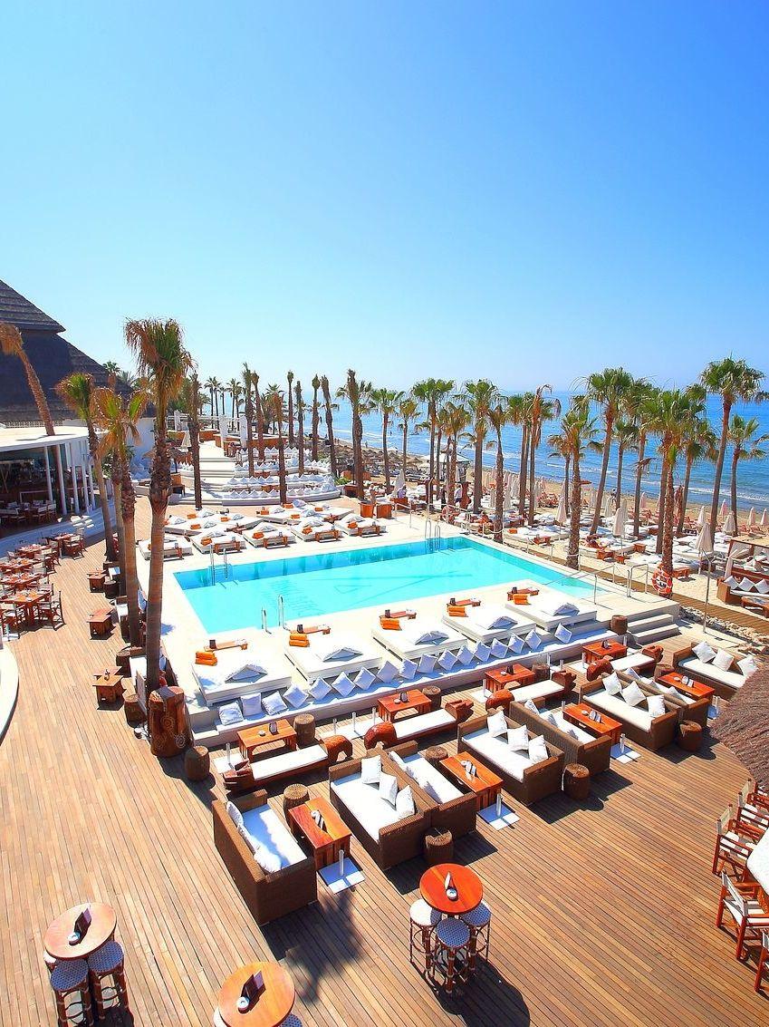 5 Best Things To Do In Marbella Marbella Spain Marbella Beach Nikki Beach Marbella