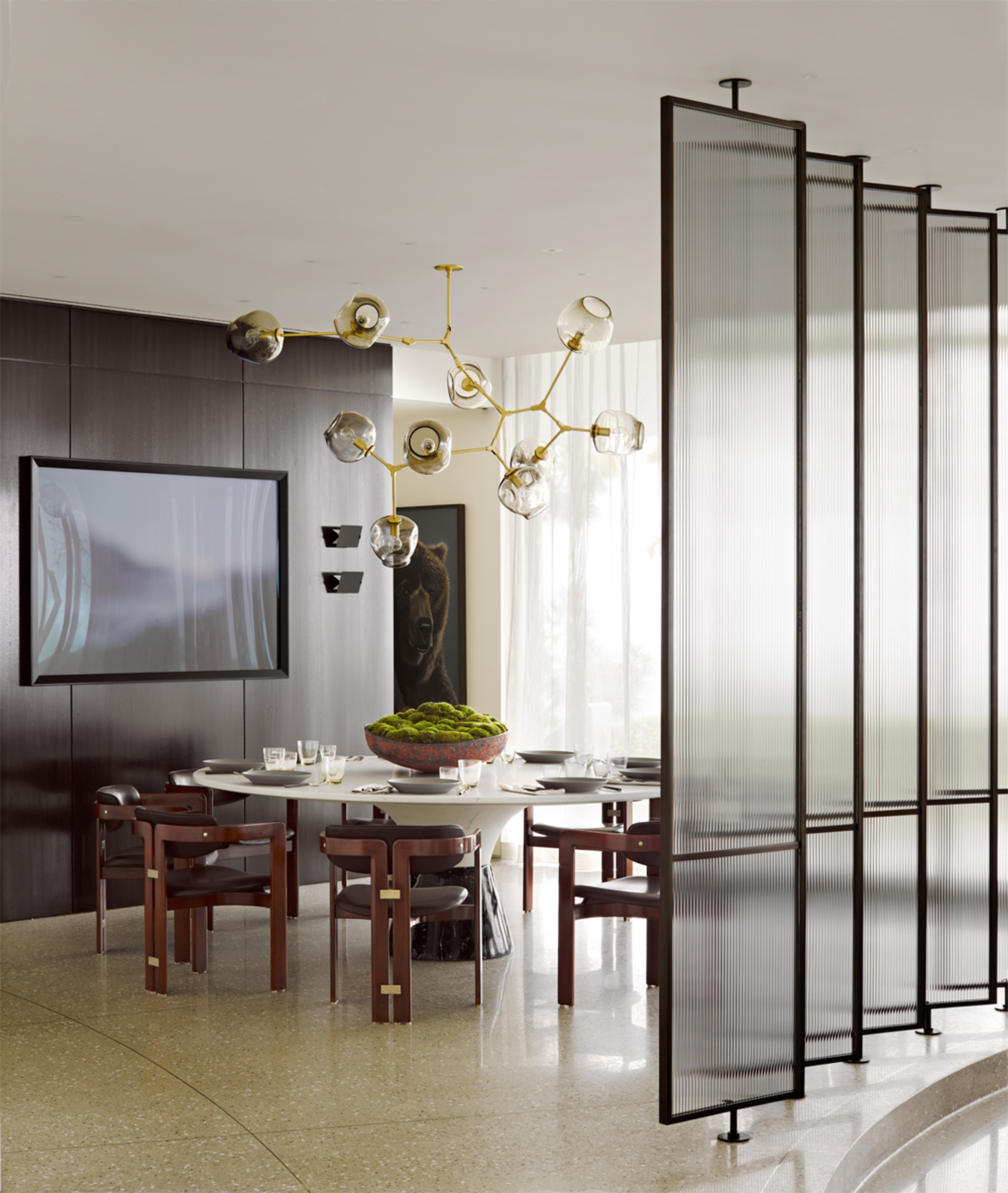 Modern Dining Room Wall Decor Decorating