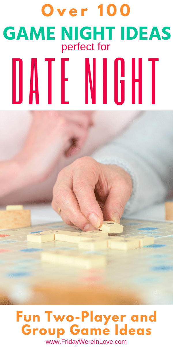 Couple Games Game Night Ideas For Your Next Date Night In 2 Player Board Games Group Game Ide Couples Game Night Board Games For Couples Board Games For Two