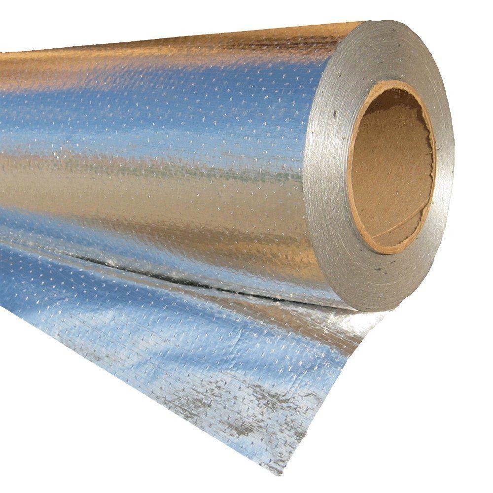 Radiantguard Ultima Foil Radiant Barrier Foil Insulation 1000 Square Feet Roll U 1000 B Radiant Barrier Insulation Radiant Barrier Foil Insulation