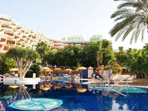 Hotel Be Live Playa De La Arena Tenerife Canary Islands Canarias Tenerife Holiday Resort Family Resorts