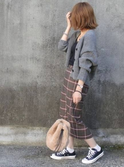 Skirt Outfits Korean Winter 35 Ideas For 2019