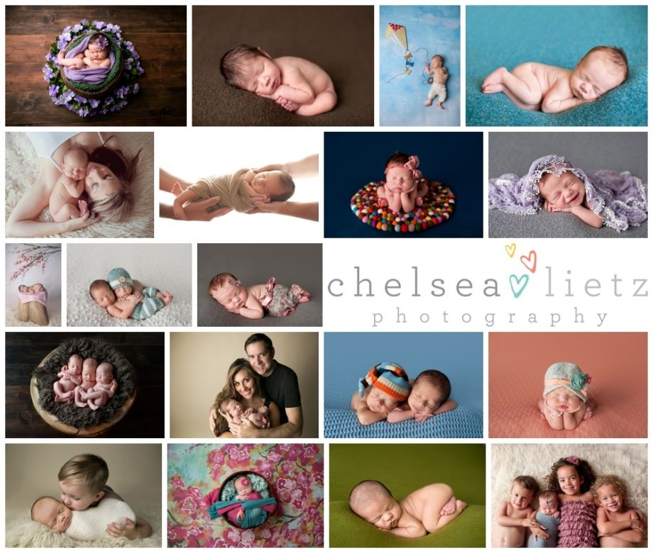 San Antonio newborn photographer, Chelsea Lietz Photography, baby photos, newborn photography, twin newborn photos, triplet newborn babies, sibling and baby photos, newborn portraits