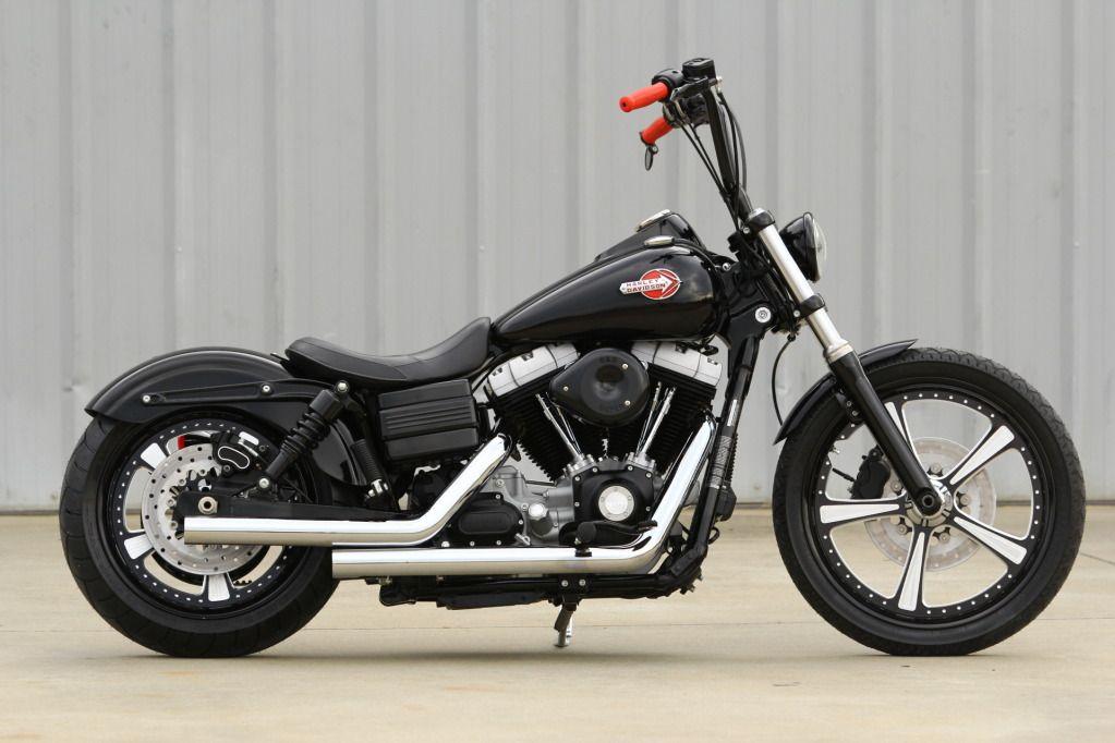 Bobber Cafe Racer Harley Davidson Hd Wallpaper 1080p: Black Harley Motorcycles Background 1 HD Wallpapers