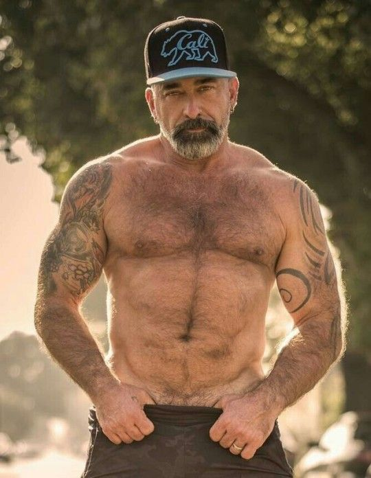 Mature male gay