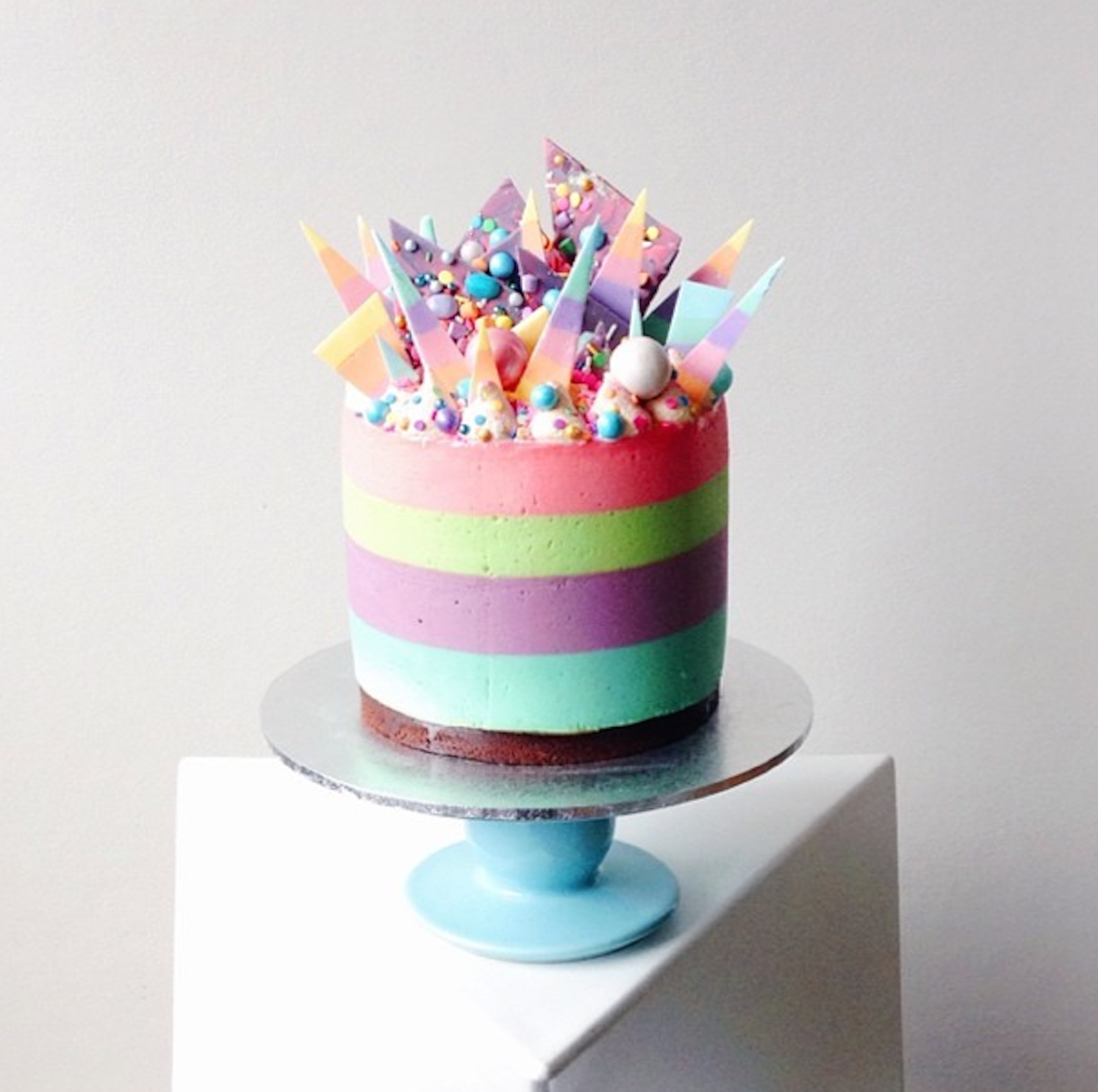 cool cakes to make - 736×732