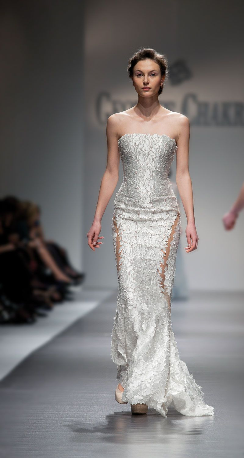 Georges Chakra - Couture - Spring-summer 2012