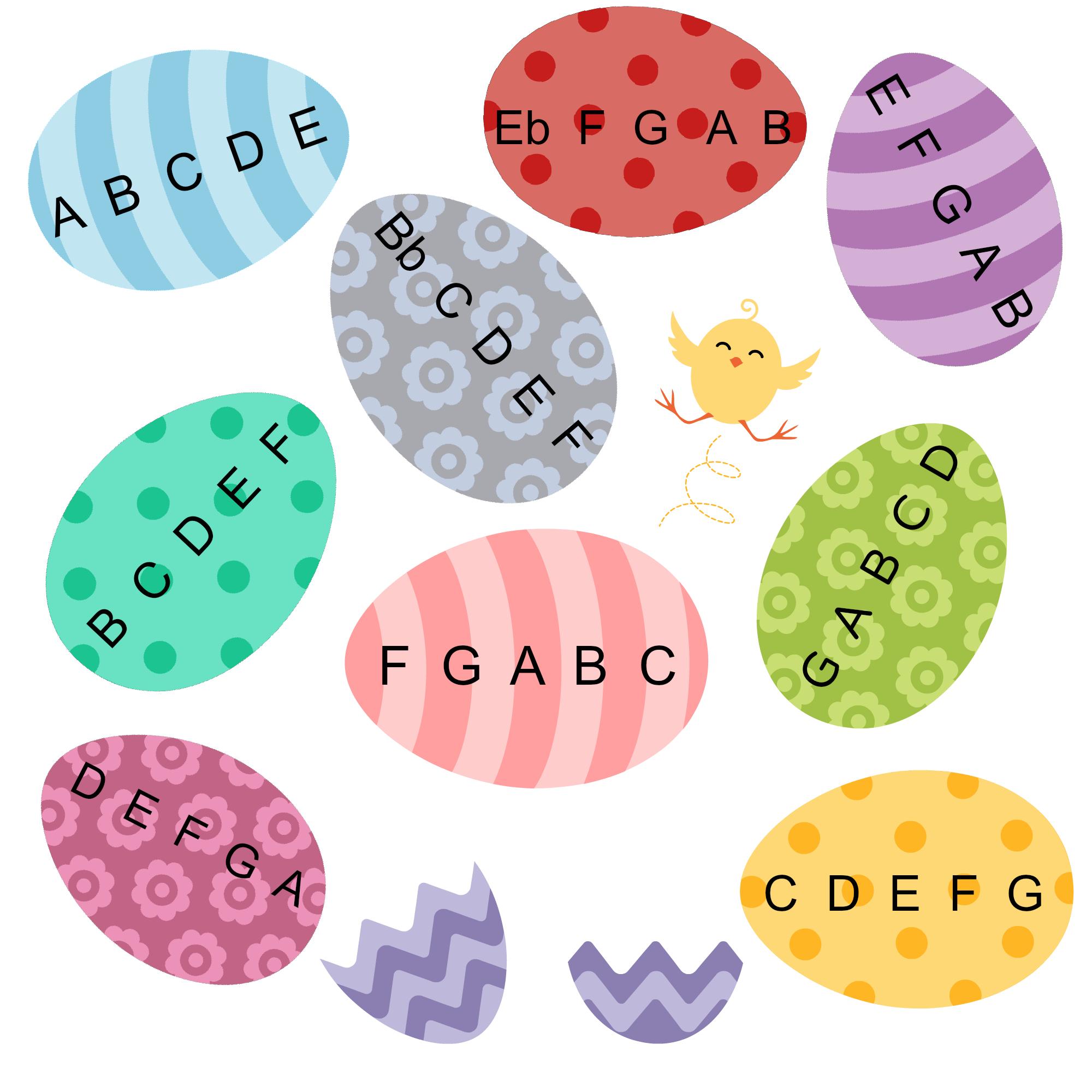 5 Finger Pattern Egg Review