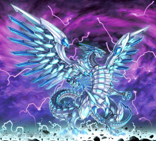 Blue Eyes Chaos Max Dragon Artwork By Alanmac95 On Deviantart