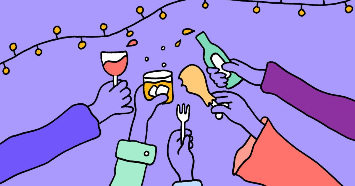 10 Rules for Finally Throwing That Friendsgiving You've Been Talking About