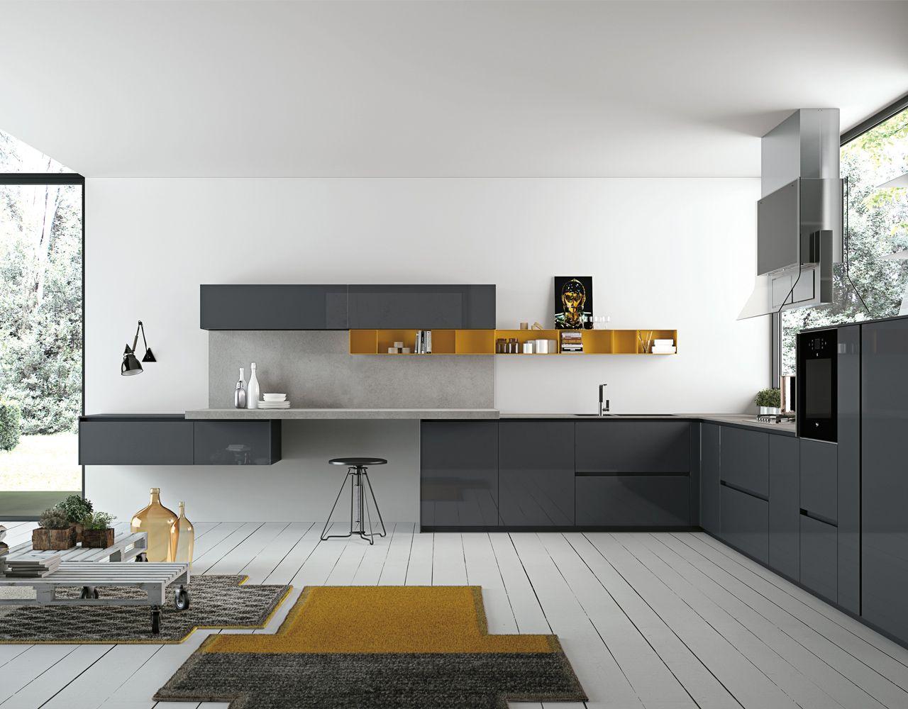 Doimo Cucine | Salone del Mobile | Scandinavian Style | Pinterest ...