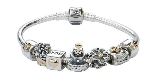 Love The Marriage Charm Bracelet