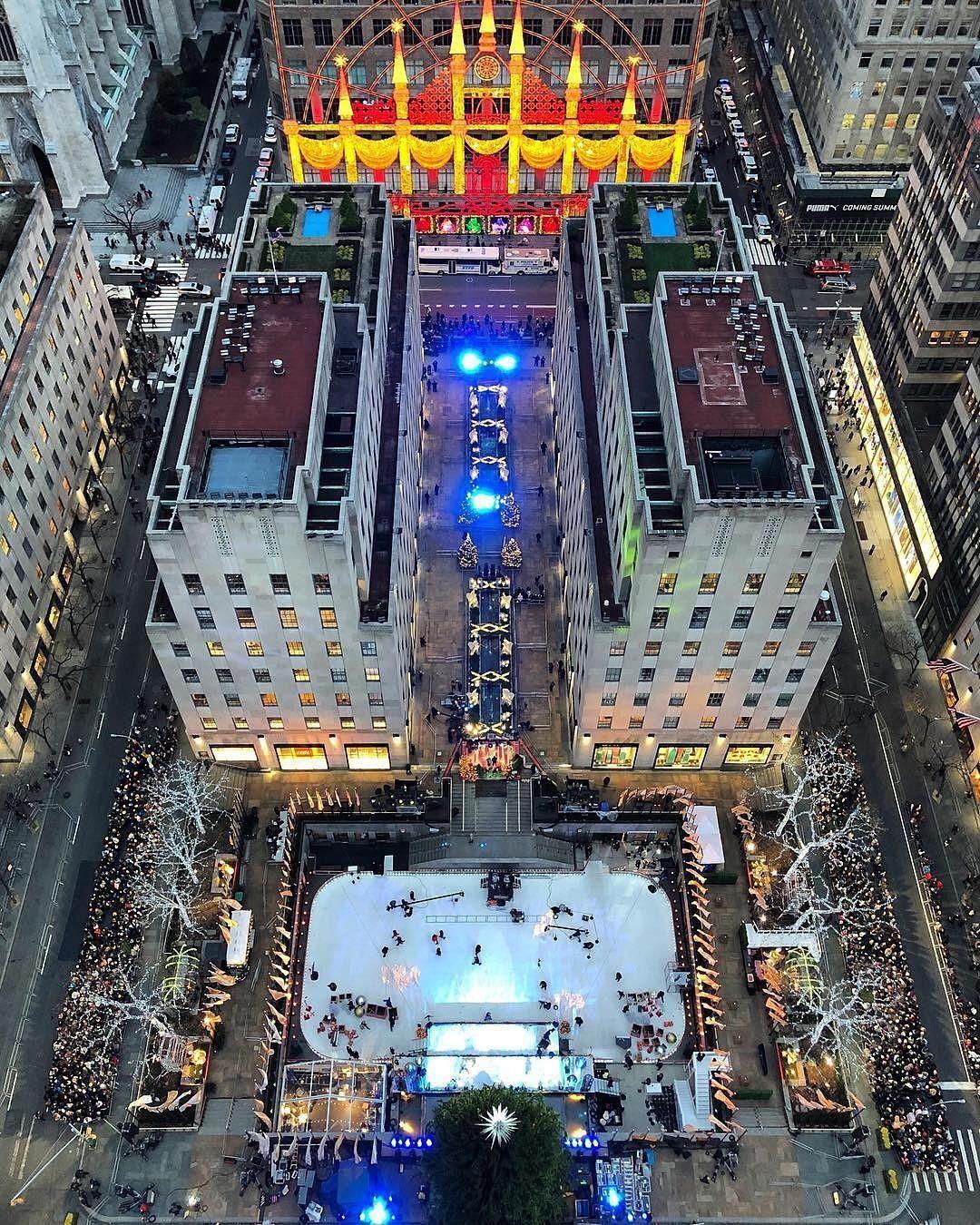 Rentals In New York City: New York City Christmas
