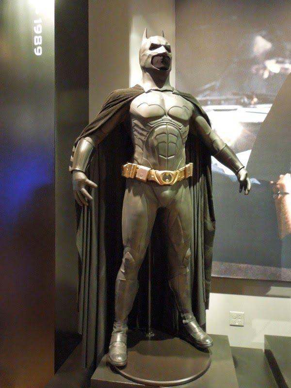 Christian Bale Batman Begins Batsuit | Batman | Pinterest ...