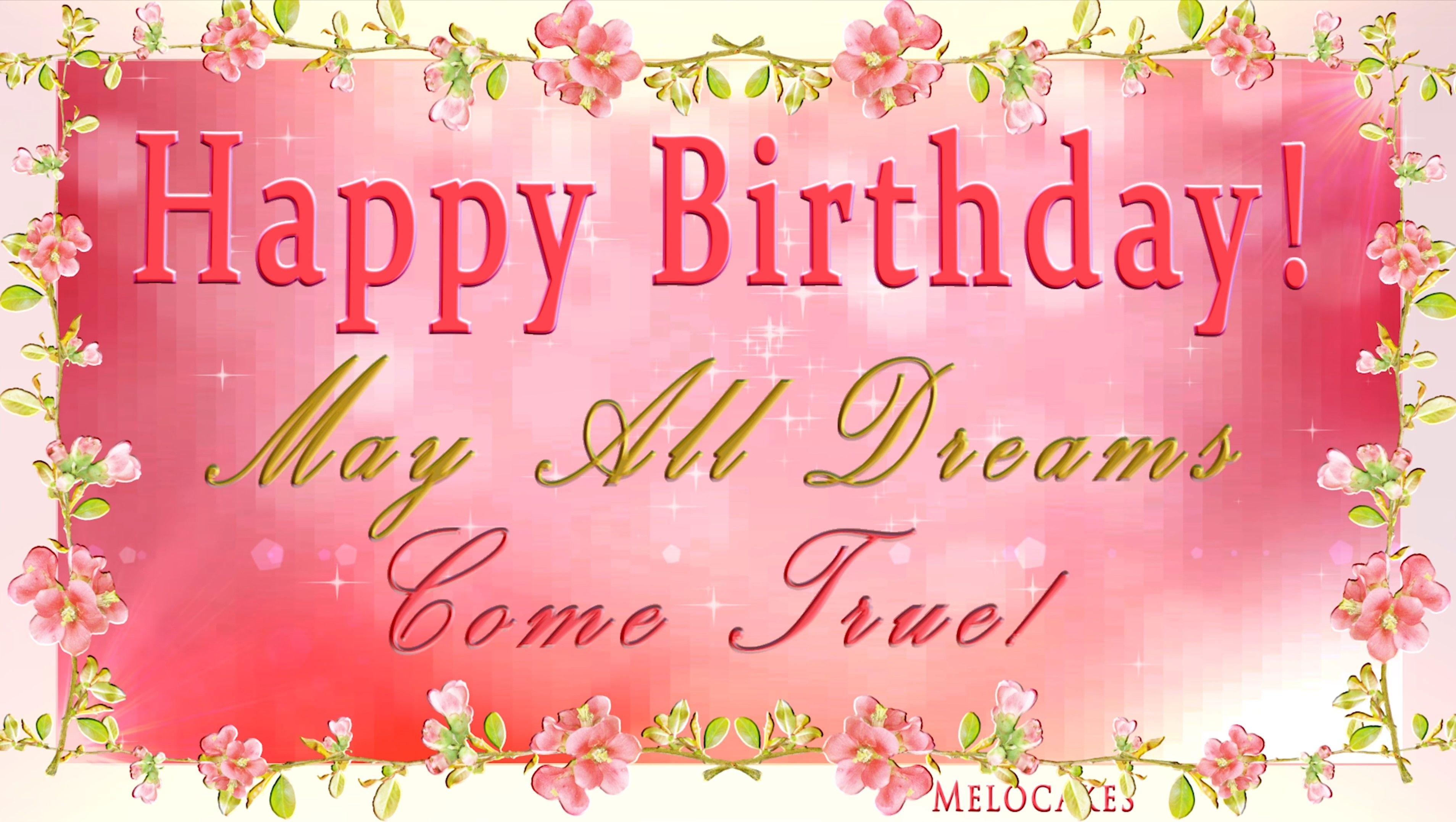 Happy Birthday Video Greeting Card Happy Birthday Fun Happy Birthday Greeting Card Greeting Card Video