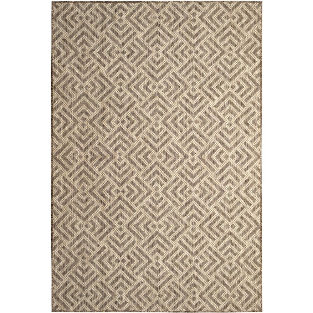 Sutton Home Taupe 8 Ft X 10 Indoor
