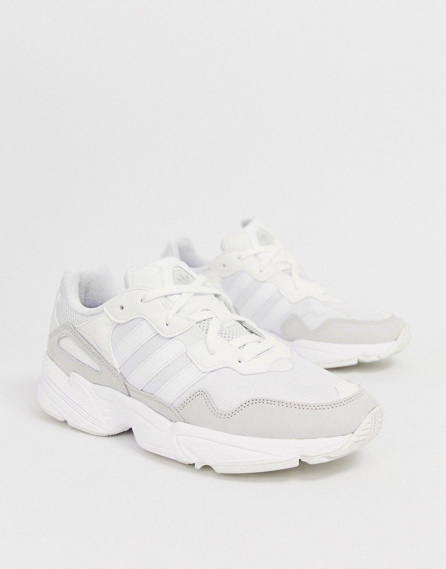 148e0b91 ADIDAS ORIGINALS YUNG-96 SNEAKERS WHITE - WHITE. #adidasoriginals ...